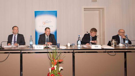 SZ-Vorstand Bilanz-PK 2014